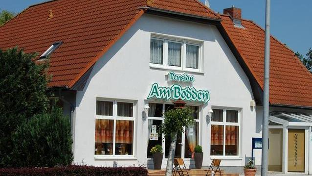 "Pension ""Am Bodden"""